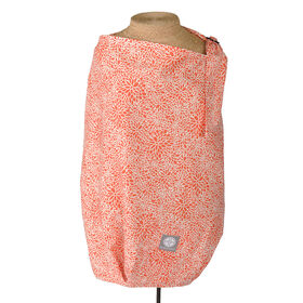 Balboa Baby Nursing Cover - Coral Bloom