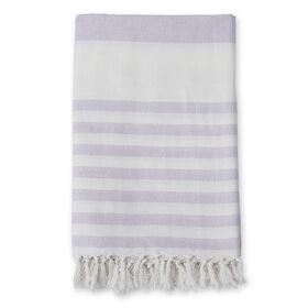 Lulujo Turkish Towel - Summer Lilac