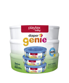 Playtex - Diaper Genie Disposal System Refill - 3 pack