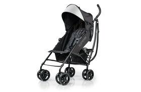 Summer Infant 3Dlite Convenience Stroller - Jet Black<br>