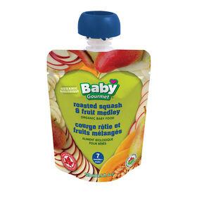 Baby Gourmet Roasted Squash & Fruit Medley