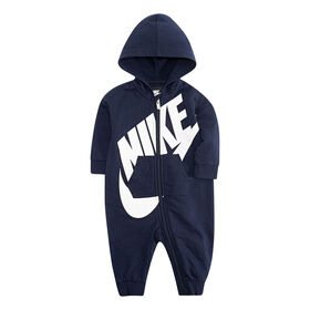 Nike Coverall- Obsidian, 3-6 Months