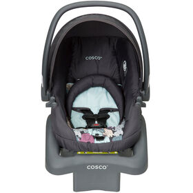 Cosco Light N Comfy Elite Infant Car Seat -Elephant Puzzle Pattern