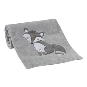 Bedtime Originals - Little Rascals Blanket - Gray