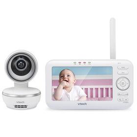 VTech VM5261 - 5 Pan & Tilt Video Monitor with Wide Angle Lens and Standard Lens