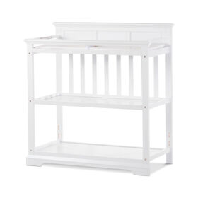 Child Craft Kelsey 2-in-1 Convertible Dressing Table - Dapper Grey