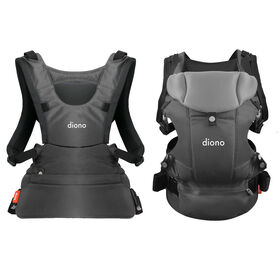 Diono Carus Essentials 3-in-1 Carrier - Light Gret