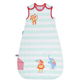 Grobag Sleepy Circus 0-6M 1.0 Tog.