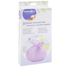 Babies R Us Diaper Disposal Sacks 50-Count