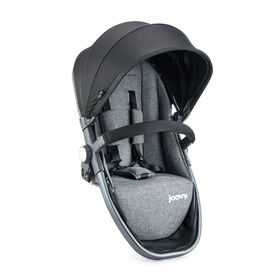 Joovy Qool Second Seat - Grey Melange