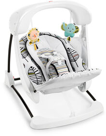 Fisher-Price Deluxe Take-Along Swing & Seat - R Exclusive