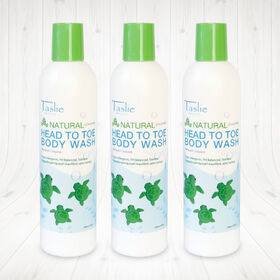 Taslie Grande Head to Toe Wash - Unscented