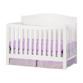 Child Craft Dresden 4-in-1 Convertible Crib - Matte White