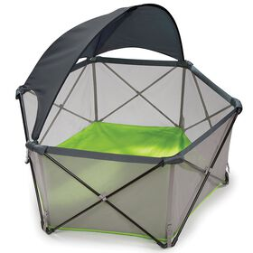 Summer Infant Pop 'n Play Ultimate Playard - Lime