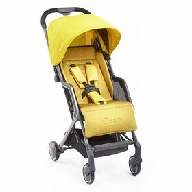 Diono Traverze Travel Stroller - Yellow Suphur Linear