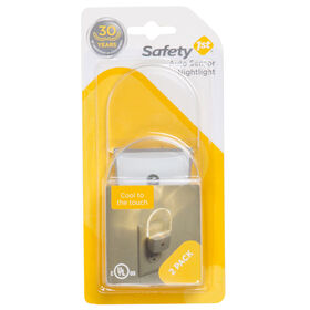 Safety 1st veilleuse Smart Sensor - paquet de 2.