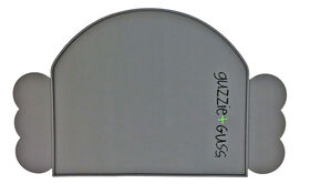 guzzie+Guss Perch silicone placemat - Grey