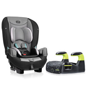Evenflo Generations + Big Kid Amp 2-Seat Combo - R Exclusive