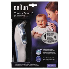 Braun Thermoscan 4520 ExacTemp