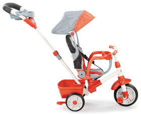 Little Tikes - Tricycle 5 en 1 Deluxe Ride & Relax (inclinable)
