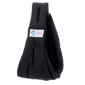 Baba Slings Baby Carrier - Black