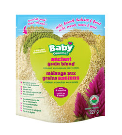 Baby Gourmet Ancient Grains Cereal