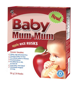 Baby Mum Mum - Apple
