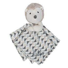 Gerber Organic Security Blanket, Hedgehog||Gerber Organic Security Blanket, Hedgehog