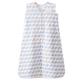Halo SleepSack - Gray Elephant - Cotton - Small