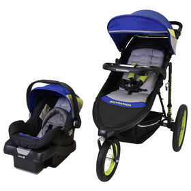 Schwinn Interval Plus Jogger Travel System - Surfs Up - R Exclusive