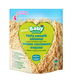 Baby Gourmet Oatmeal Cereal