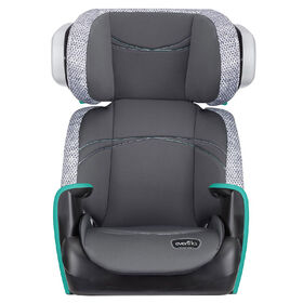 Evenflo Spectrum Booster Car Seat - Spectrum Teal Trace