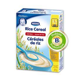 Gerber Cereal Rice 227GM