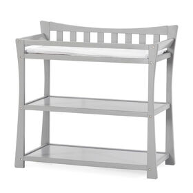 Child Craft Parisian Dressing Table - Cool Gray