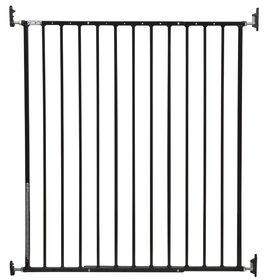 Storkcraft Easy Walk Thru Tall Metal Safety Gate - Black