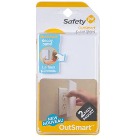 Outsmart Outlet Shield