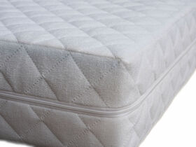 Mommy I am Quilted Crib Mattress Terry Towel||Mommy I am Quilted Crib Mattress Terry Towel