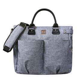 Ryco Britney Fashionable Tote Diaper Bag - Grey