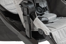 Baby Jogger City Select LUX™ 2nd seat brackets
