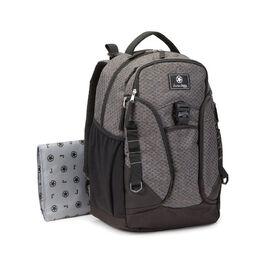 Jeep Adventurers Backpack Diaper Bag - Diamond Grey