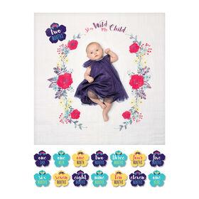 Lulujo - Baby's 1st Year - Stay Wild My Child  Lulujo - Baby's 1st Year - Stay Wild My Child