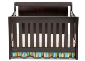 Delta Madisson 4-in-1 Convertible Crib - Espresso