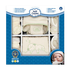 Petit Coulou - 4-Piece Gift Set - Sheep