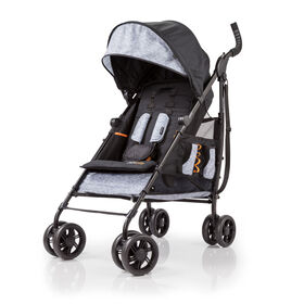 Summer Infant 3Dtote Convenience Stroller – Heather Grey