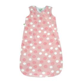 Perlimpinpin plush sleep bag - Polka dot, 18-36 Months