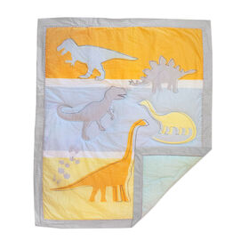 Lolli by Lolli Living Quilt - Dino Land||Lolli by Lolli Living Quilt - Dino Land