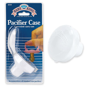 Pacifier Case 1-Pack - White