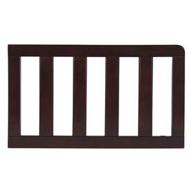 Barre de Sécurité de lit pour Enfant - Chocolat noir.