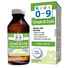 Homeocan Kids 0-9 Cough & Cold