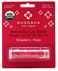 Shoosha Smoocha Lip Balm Strawberry